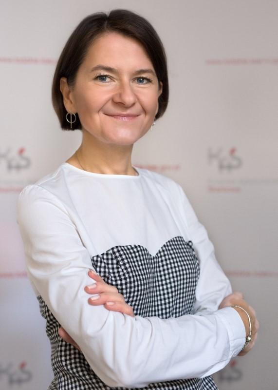 Rzecznik prasowy Agnieszka Pawlak